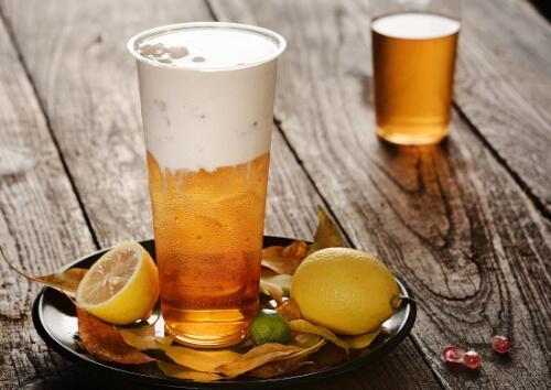 以喜茶为例透视中式茶饮市场