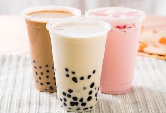 奶茶店员工的工作流程