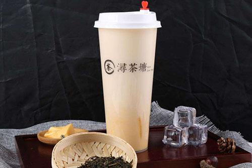 加盟浔茶塘奶茶怎么样 品牌优势有哪些